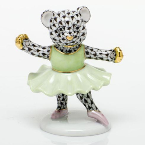 Bears Ballerina Bear - Black