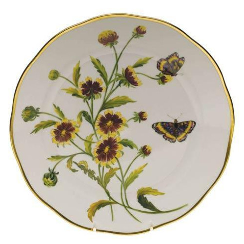 American Wildflowers Indian Blanket Dinner Plate