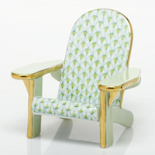 Adirondack Chair - Key Lime