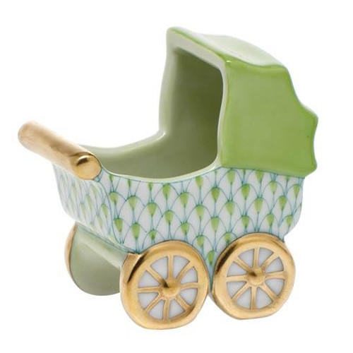 Baby Carriage - Key Lime