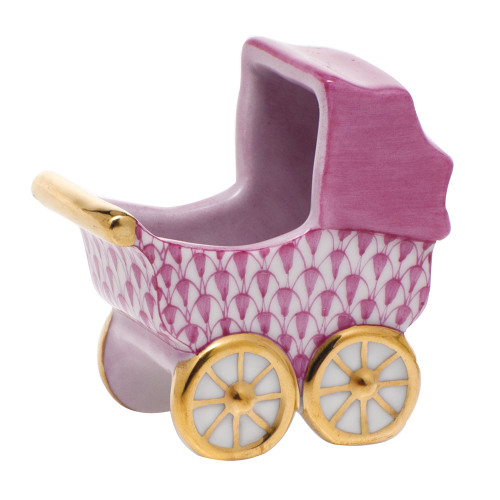 Baby Carriage - Raspberry