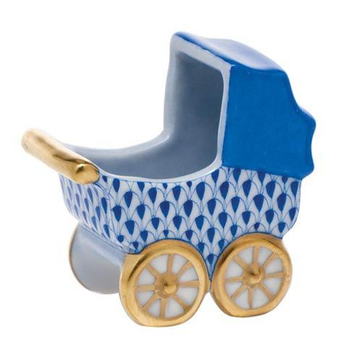 Baby Carriage - Sapphire