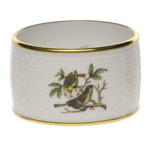 Rothschild Bird Original (no border) Napkin Ring