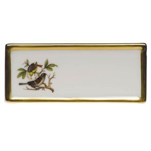 Rothschild Bird Original (no border) Place Card - Motif 01