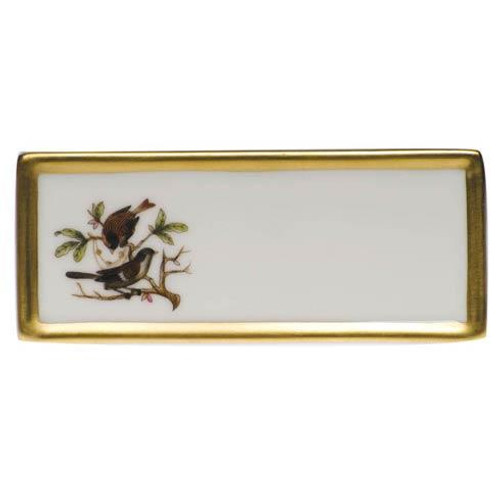 Rothschild Bird Original (no border) Place Card - Motif 04