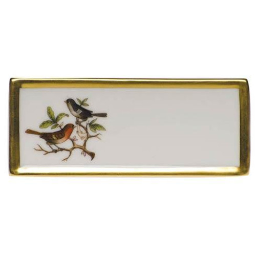 Rothschild Bird Original (no border) Place Card - Motif 05