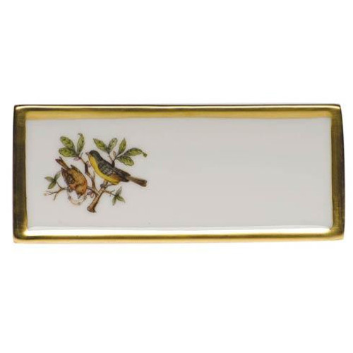 Rothschild Bird Original (no border) Place Card - Motif 07