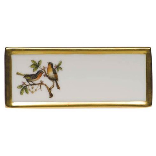 Rothschild Bird Original (no border) Place Card - Motif 08