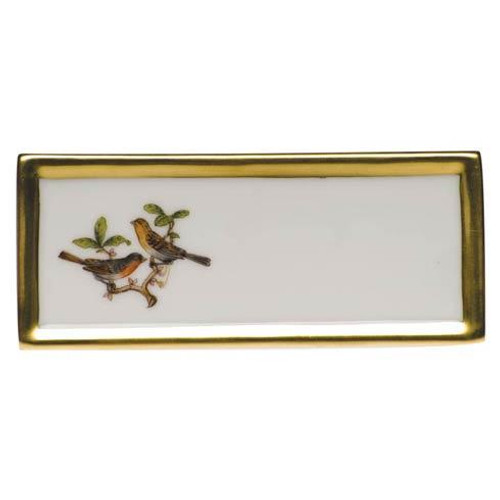 Rothschild Bird Original (no border) Place Card - Motif 09