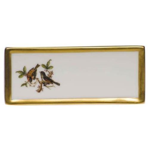Rothschild Bird Original (no border) Place Card - Motif 12