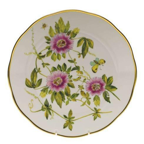 American Wildflower Passion Flower Dinner Plate Passion