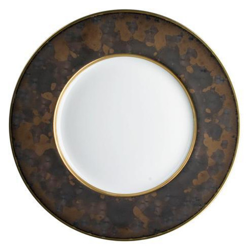 Aguirre Gold Finition Provence Dinner Plate