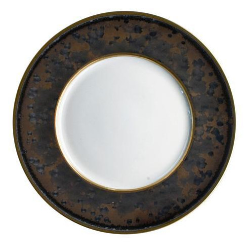 Aguirre Gold Finition Provence Salad/Dessert Plate