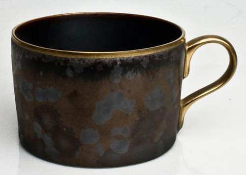 Aguirre Gold Finition Tea Cup