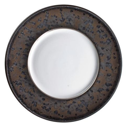 Aguirre Platinum Finition Provence Dinner Plate
