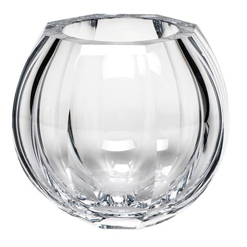 """Beauty Vase 7.9"""" H Clear"""
