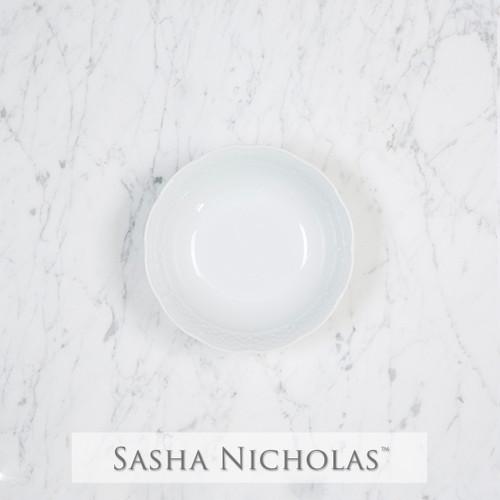 Weave Simply White Petite Bowl