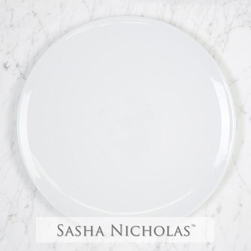 Imagine Simply White Dinner Plate