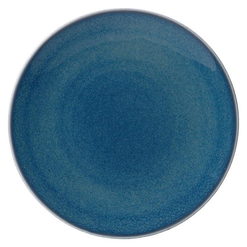 "Art Glaze Candied Sky 12"" Charger"