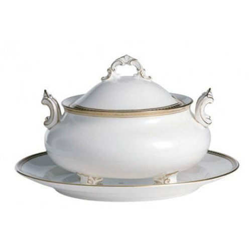 Carlton Gold Soup Tureen and Cover