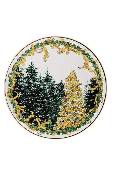 A Winter's Night Tray/ Tart Platter