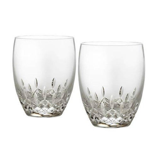 Lismore Essence Double Old Fashioned, Set of 2