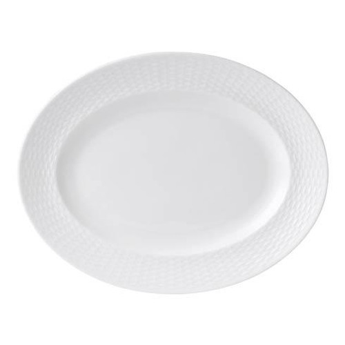 Nantucket Basket Oval Platter