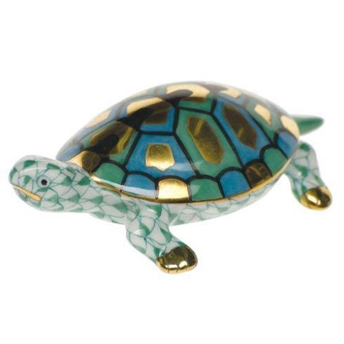 Baby Turtle Green