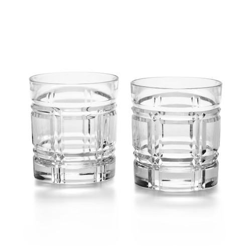 Goltermann-Grote Ralph Lauren Greenwich Doubled-Old Fashion Glass, Set of 2