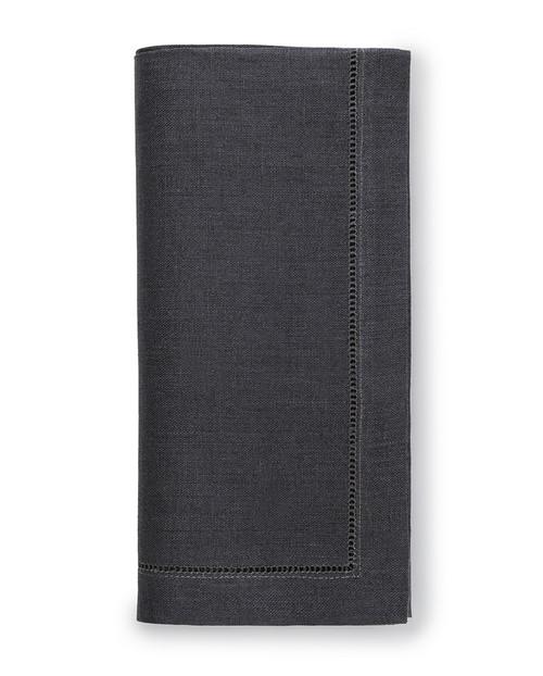 Atkin-Joyce Sferra Festival Linen Napkin Set of 4 | Smoke
