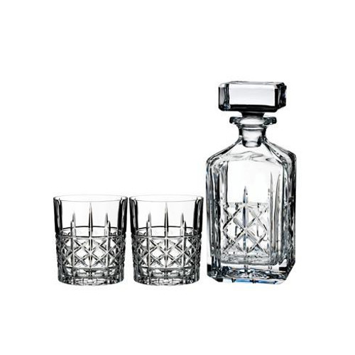 Brady Decanter & DOF, Pair