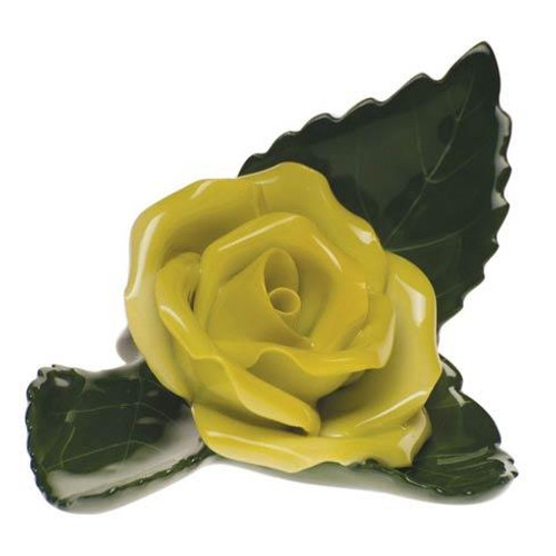 Placecard Holders Rose On Leaf [HERHRD-C-Y---08983-0-00]