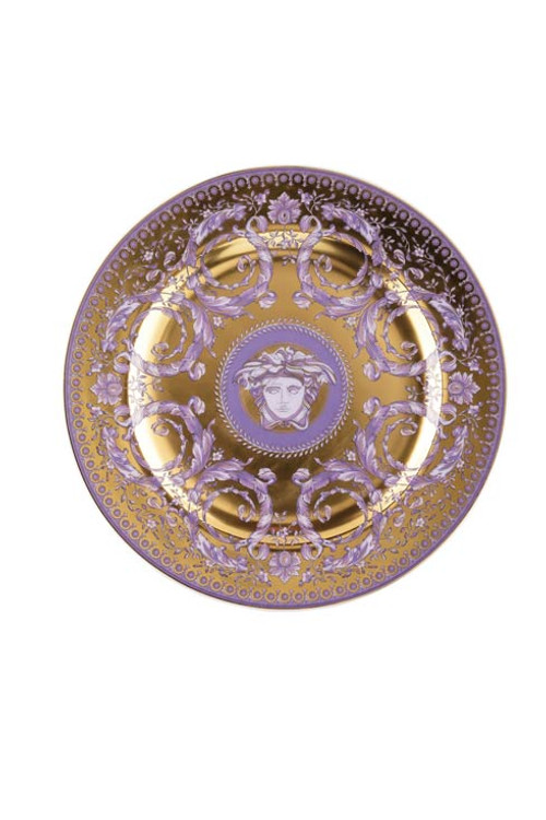 25 Years Gr.Divertissem /gold Dessert Plate