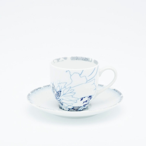 Coupe Rêve Bleu Coffee cup