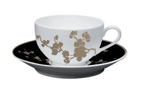 Black Tea Saucer [RAYRSL-0394-20-351015]