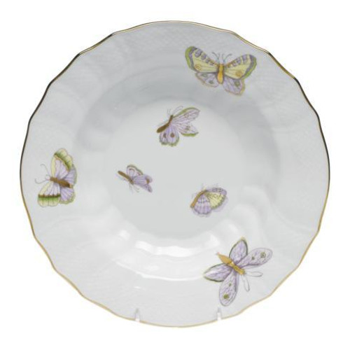 "Royal Garden Rim Soup 9.5"" D"