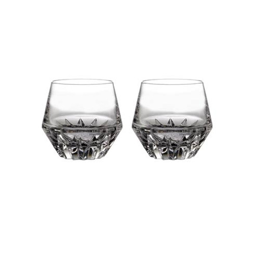 Irish Dogs Madra Double Old Fashioned Set of 2
