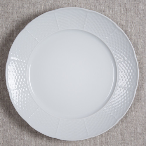 "Brianne-Konkle WEAVE 10.25"" DINNER PLATE WHITEWARE"