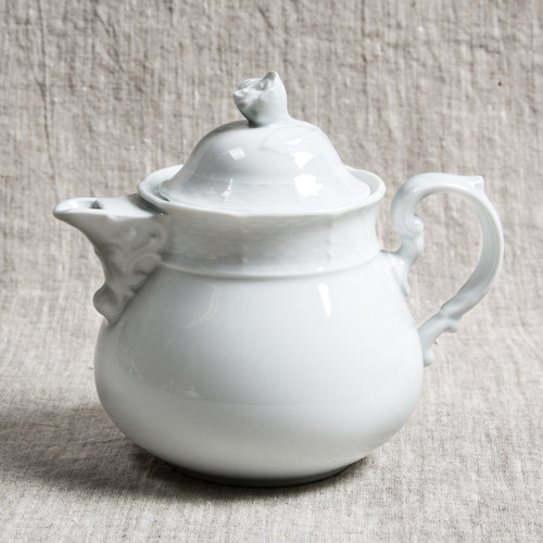 PATTY REDMAN WEAVE TEAPOT