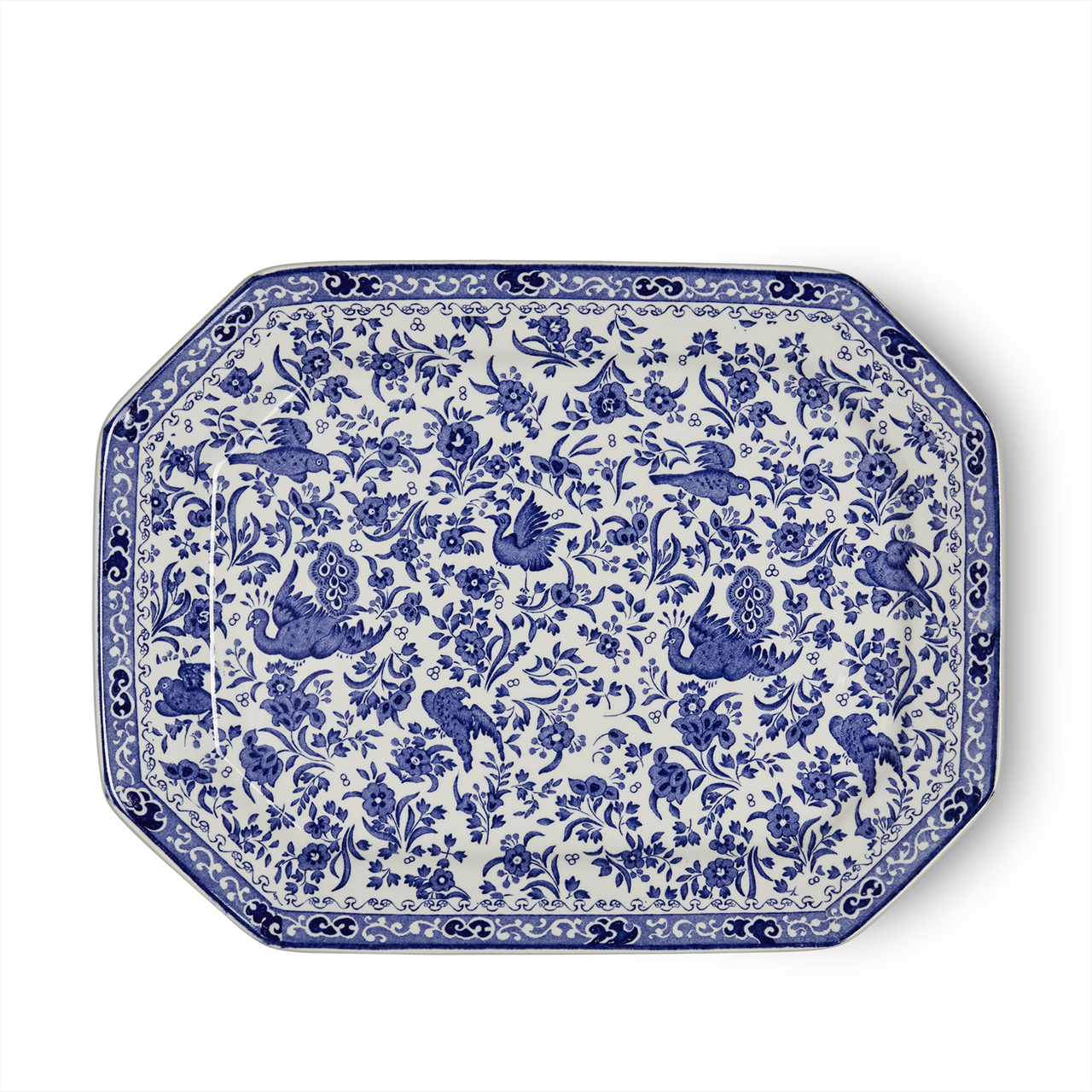 Burleigh Blue Regal Peacock | Beautiful china dinnerware to adorn your tablescapes and add to your  sc 1 st  Sasha Nicholas & Burleigh Dinnerware | China For Tablescape \u0026 Wedding Registry