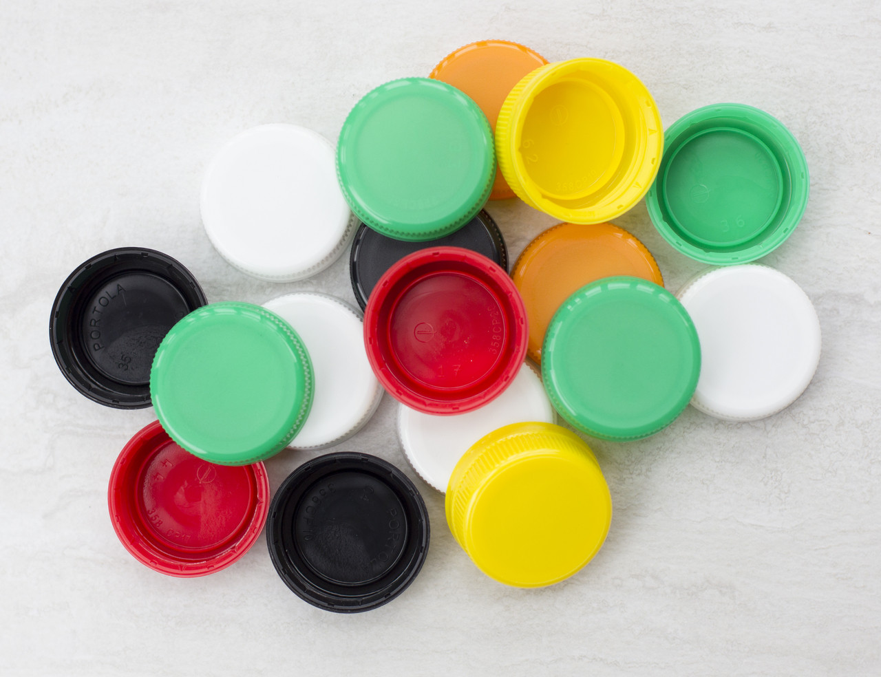 Juice Bottle Lids Pet Bottle Caps