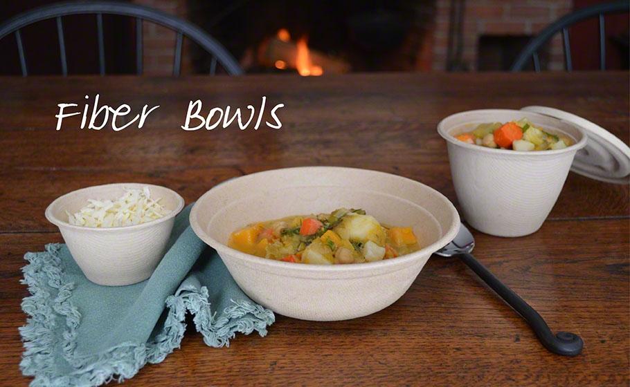 Fiber Bowls
