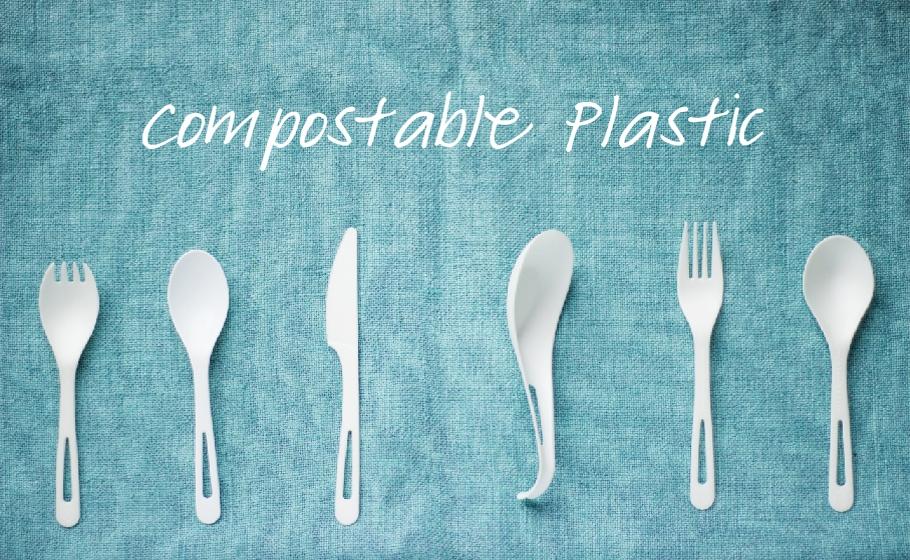 Compostable Plant Plastic Utensils