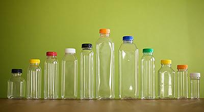 Juice Bottle Samples