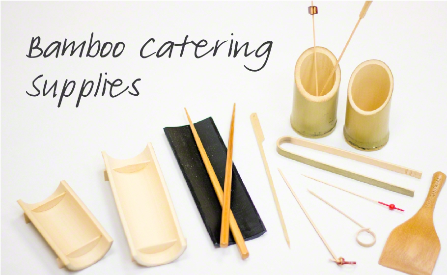 Bamboo Catering Supplies