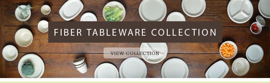Fiber Tableware