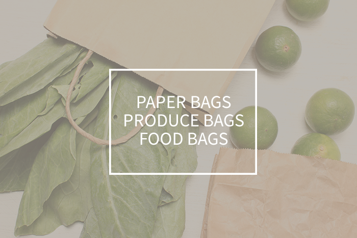Paper Bags, Product Bags, Food Bags