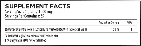 raw-brassica-pollen-supplement-facts.png