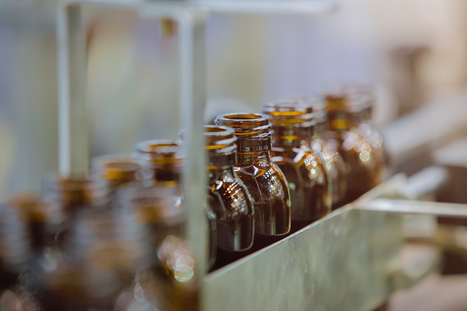 Tincture Processing and Bottling