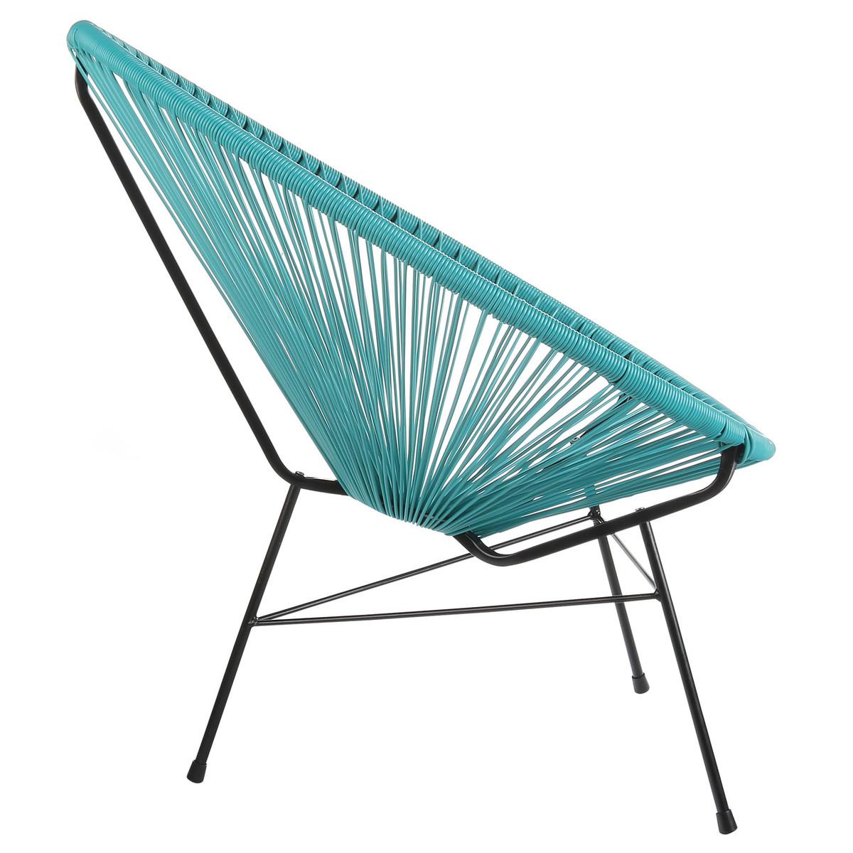 Acapulco Lounge Chair   Blue